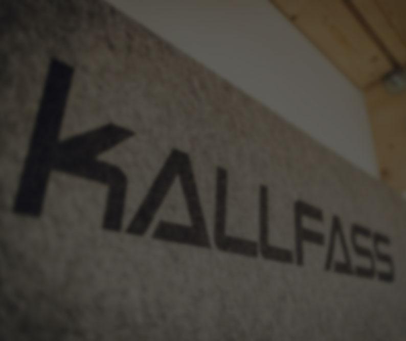 Kallfass Newsletter