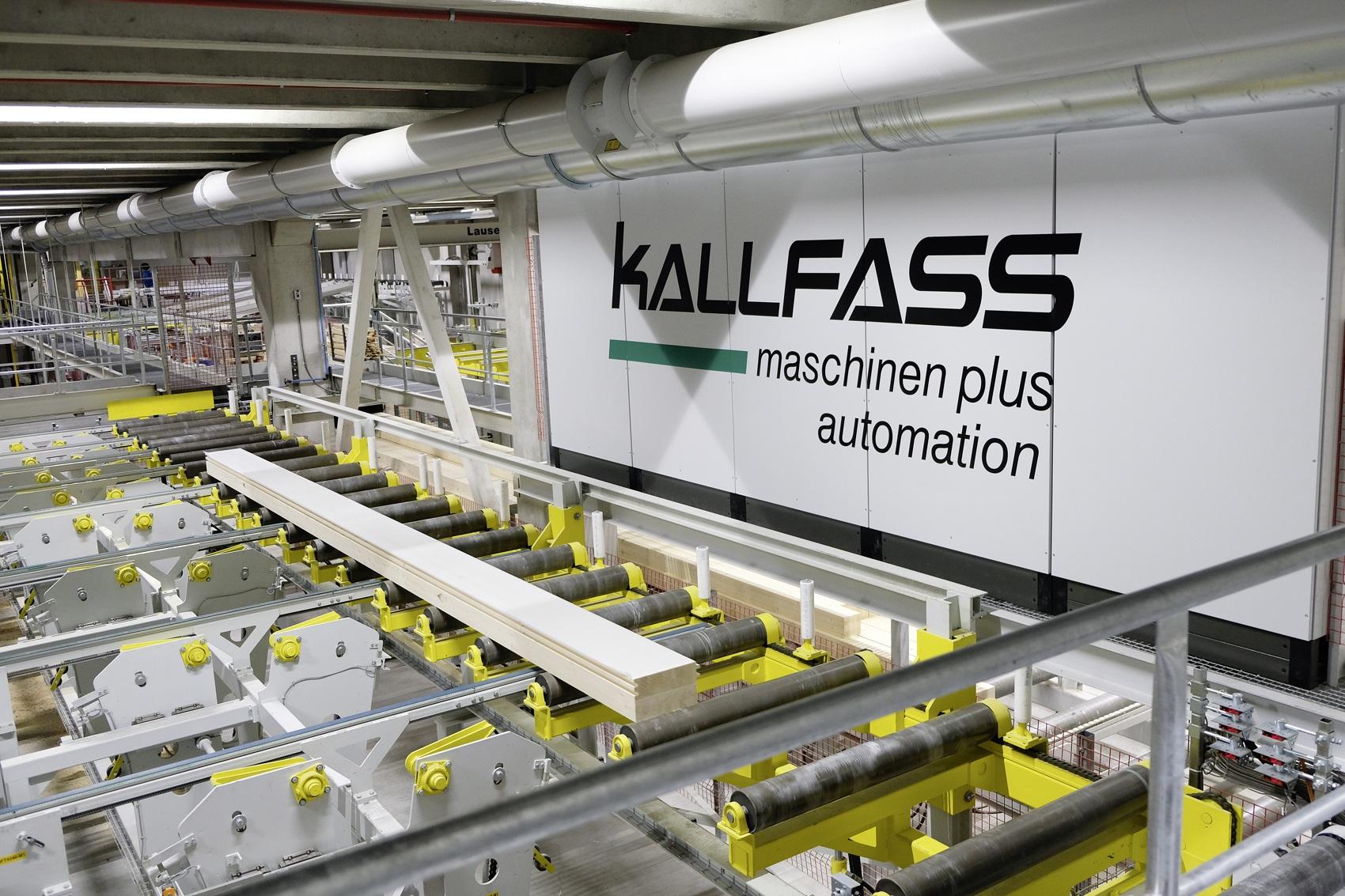 Kallfass Sonderlösungen für Deckenelement-Werk