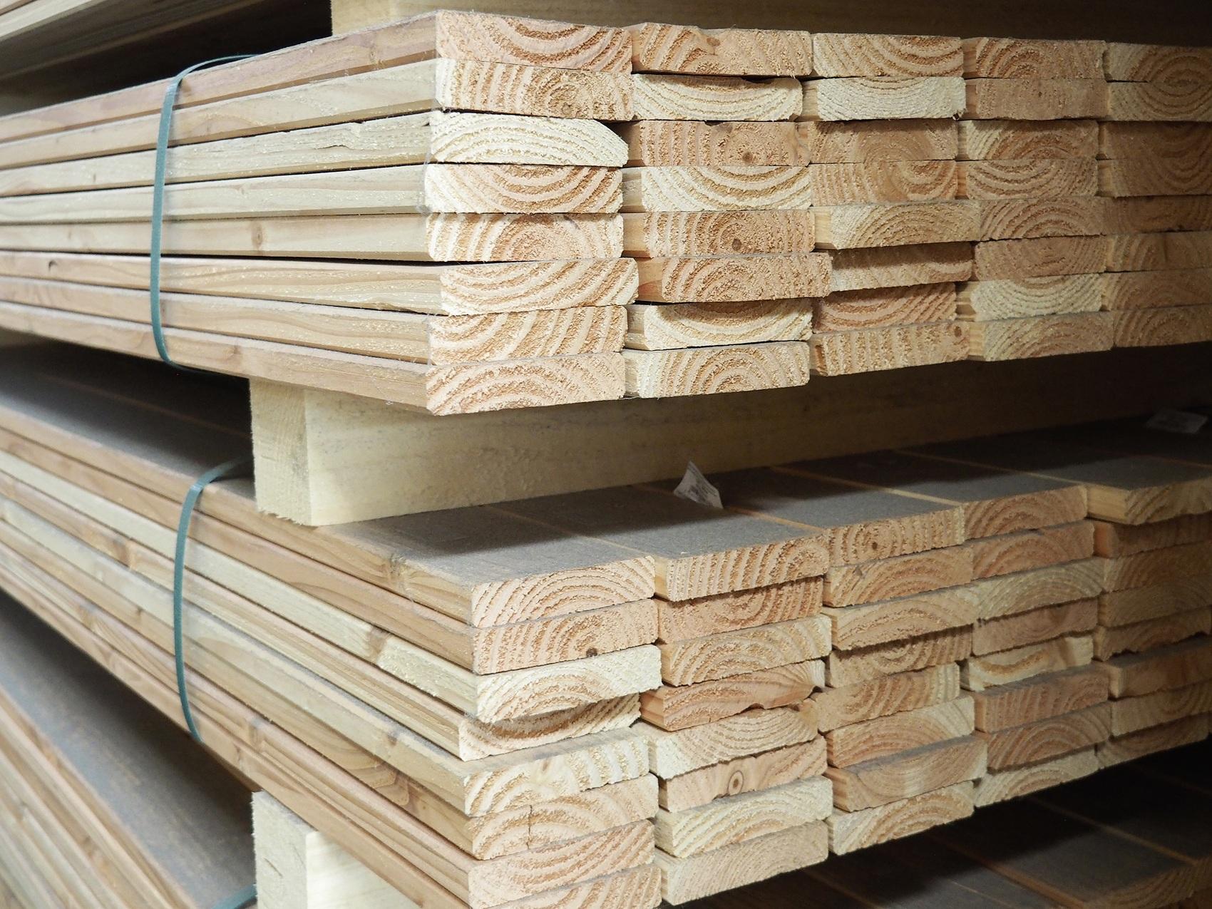 Holzsortiment